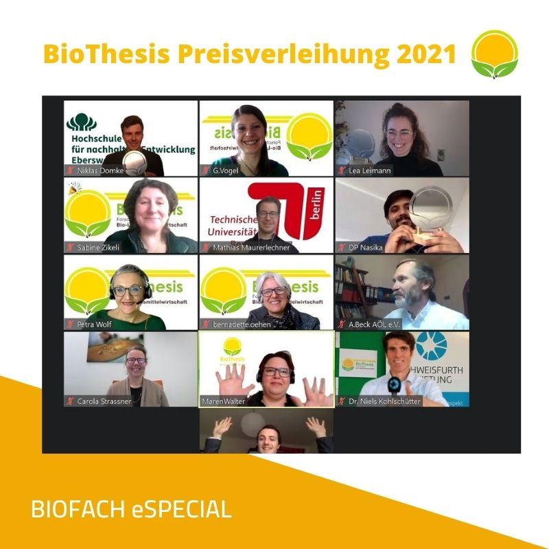 Praktikum in der BioBranche